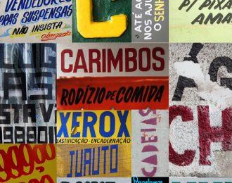 Vernaculando – Oficina de Tipografia Popular
