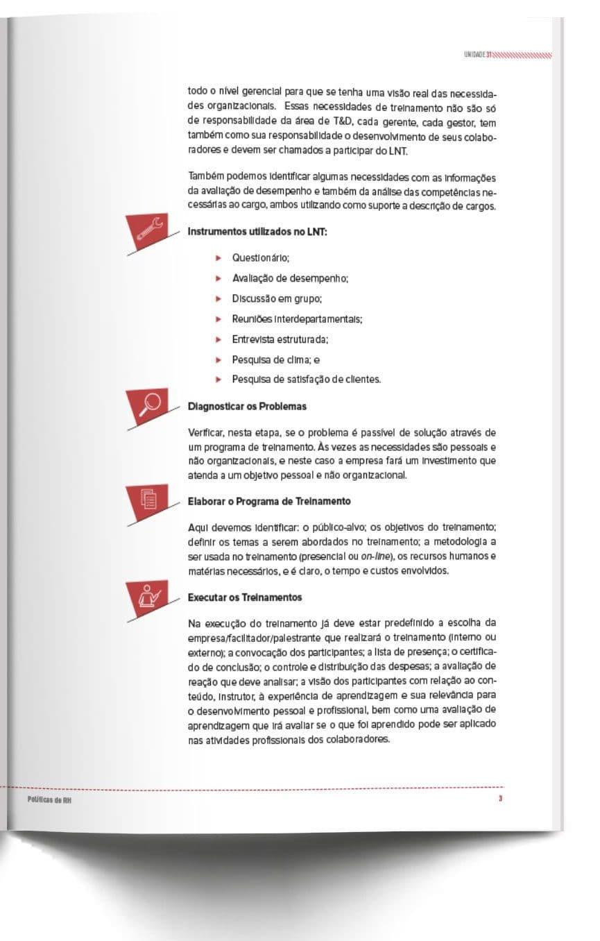 Relatórios Funenseg – Apostilas Bacharelado