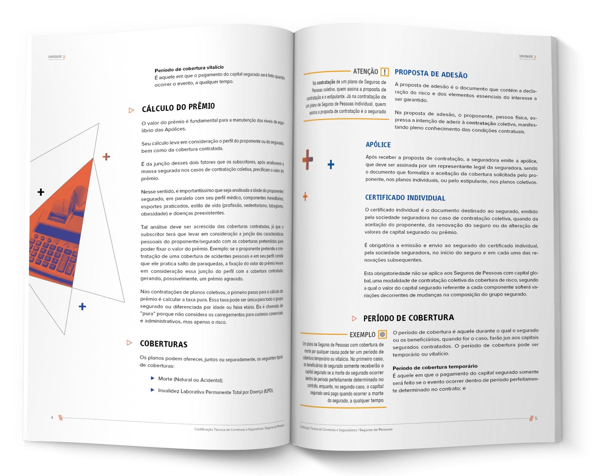 Relatórios Funenseg – Apostilas Certificação