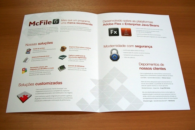 Folder McFile