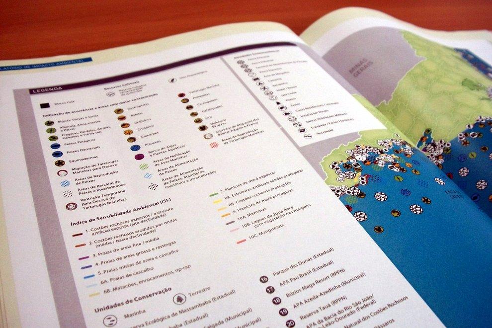 Relatório de Impacto Ambiental Habtec/OGX