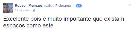Depoimento Robson Menezes