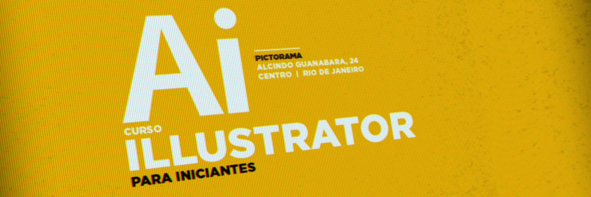 Illustrator para Iniciantes