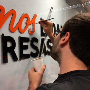 Sign Painting Victor Tognollo