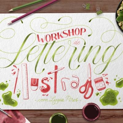 Lettering Ilustrado