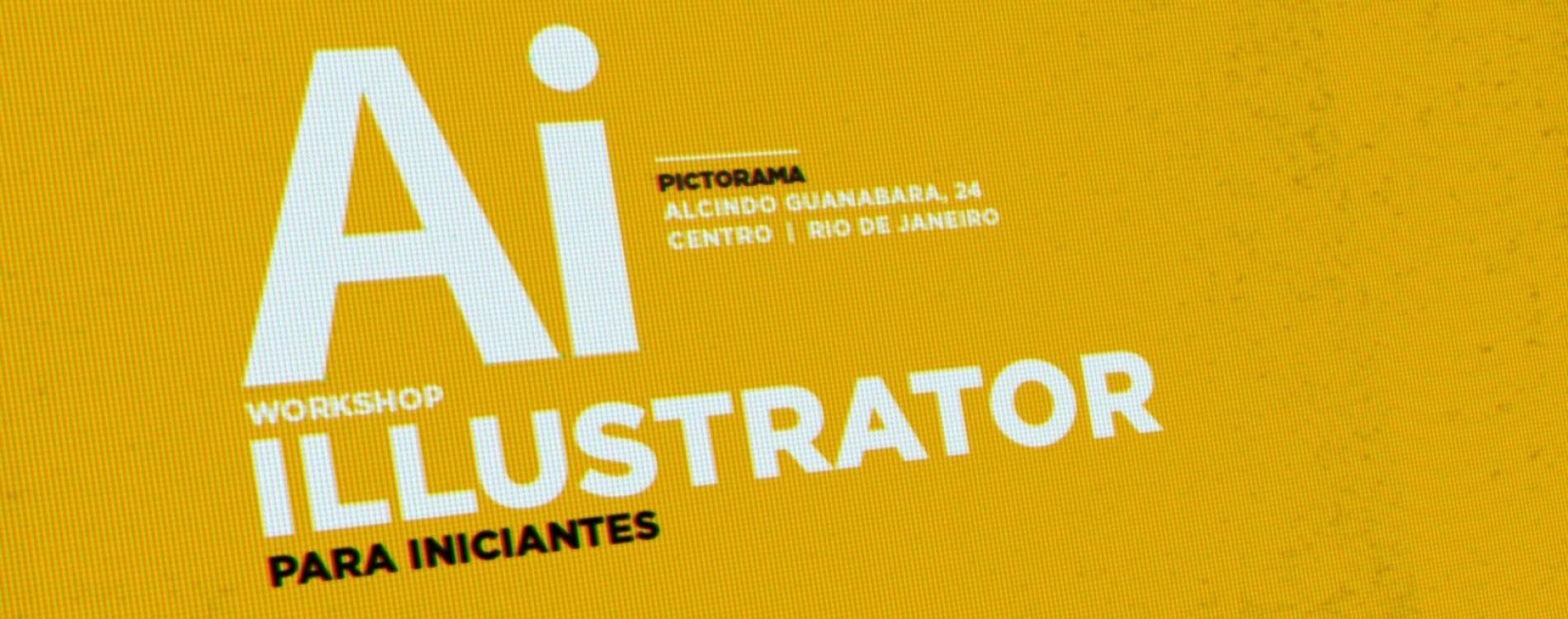 Curso Illustrator para Iniciantes